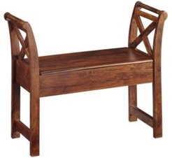 Ashley Furniture Abbonto Accent Bench