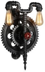 Soto 2 Light Wall Sconce