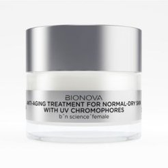 Anti-Aging Treatment Normal/Dry Skin with Uv Chromophores