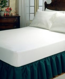 Fitted Vinyl Mattress Protector, Twin