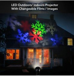 Electrical Indoor and Outdoor Led Projector Light