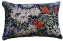 May Flower Pillow Cover