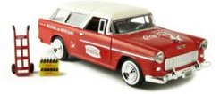 1/24 Scale 1955 Chevy Nomad Diecast Station Wagon