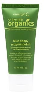 Scientific Organics Blue Poppy Brightening Polish