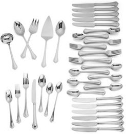 Alcott 89-pc Flatware Set, Service for 12, Created for Macy's