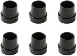 Universal Replacement Rubber Cap Tips for Mini Trampoline Legs, Set of 6