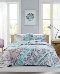 Lidia 2-Piece Twin/Twin Xl Reversible Coverlet Set Bedding