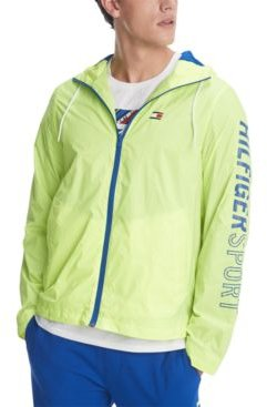 Dylan Logo Graphic Windbreaker Jacket, Created for Macy's