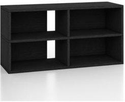 4-Cubby Tv Stand