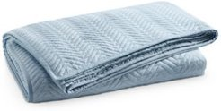 Closeout! Lucky Brand Baja Cotton Full/Queen Quilted Coverlet, Created for Macy's Bedding