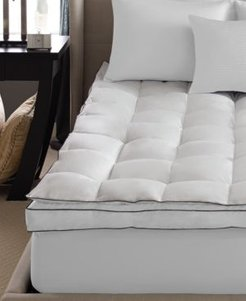 Pacific Coast Down on Top Feather Bed Mattress Topper, Twin