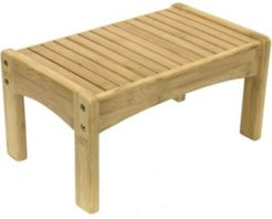 Bamboo Step Stool