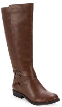 Madixe Wide-Calf Riding Boots, Created for Macy's Women's Shoes