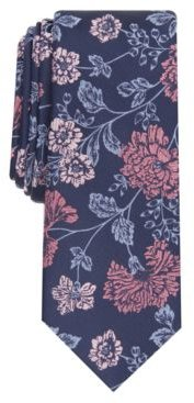 Franklin Floral Slim Tie, Created for Macy's