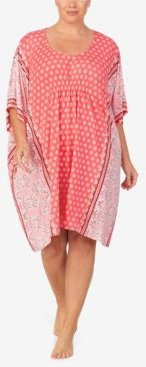 Plus Size Short Caftan