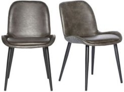 Closeout! Euro Style Mirabelle Side Chair, Set of 2