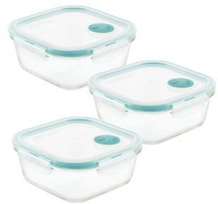 Purely Better 6-Pc. 25-Oz. Food Storage Containers
