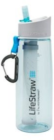Go - Water Bottle with Filter