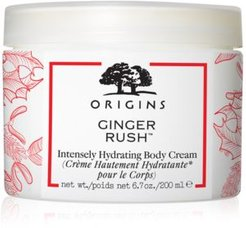 Ginger Rush Intensely Hydrating Body Cream