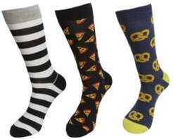 3-Pack Pretzel Sock