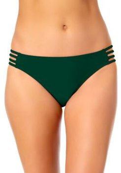 Strappy Hipster Bikini Bottoms, Created for Macy's Women's Swimsuit