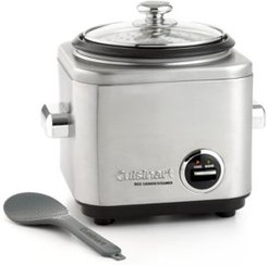 CRC400 Rice Cooker & Steamer, 4 Cup