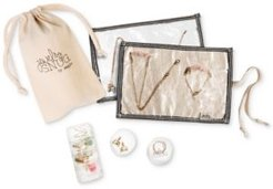 Jewelry Snug Travel Organizer and Extra Sheets