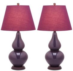 Cybil Set of 2 Table Lamps