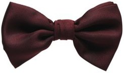 Event Solid Pre-Tied Bow Tie