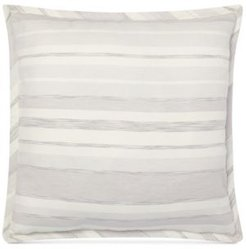 "Allaire Stripe 18"" Square Decorative Pillow Bedding"