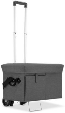 Oniva by Picnic Time Ottoman Portable Cooler with Trolley