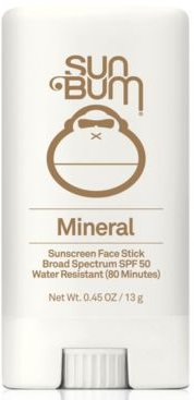 Mineral Sunscreen Face Stick Spf 50