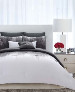 Vince Camuto Lyon Full/Queen 3 Piece Duvet Set Bedding