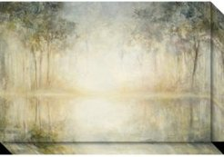 Morning Mist Canvas Art Gallery Wrap