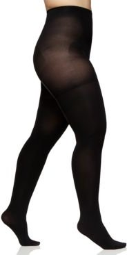 Easy-On Queen Plus Size Max Coverage Tights 5036