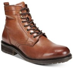 Calvary Leather Boots Men's Shoes