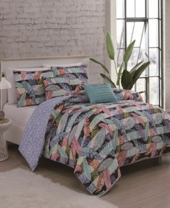 Bellamy 5-Pc Queen Comforter Set Bedding