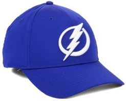 Tampa Bay Lightning Basic Flex Stretch Fitted Cap