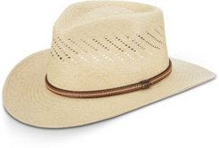 Vented Panama Outback Hat