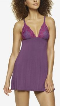 Demure Chemise Nightgown, Online Only