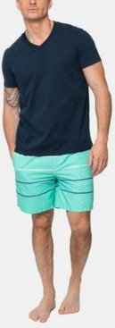 Out of Line Swim Trunks