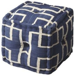 Butler Berkeley Cotton Pouf