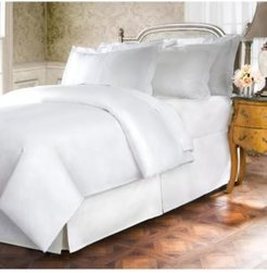 Belles and Whistles Premium 400 Thread Count Cotton Queen Bed Skirt Bedding