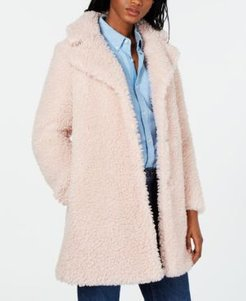 Inc Faux-Fur Coat, Created for Macy's