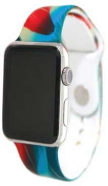 Silicone Apple Watch Strap 38mm