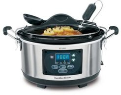 Set and Forget 6 Qt. Programmable Slow Cooker
