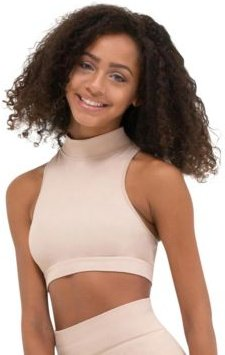 Seamless Rib Crop Top