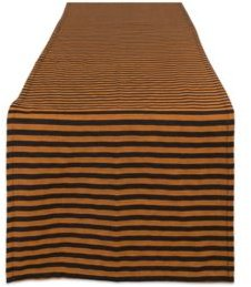 Witchy Stripe Table Runner