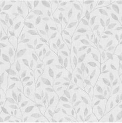 "Engblad Co 21"" x 396"" Willow Light Silhouette Trail Wallpaper"