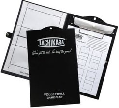 Gameplan Dry Erase Volleyball Clipboard